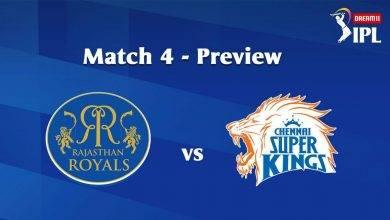 chennai super kings, CSK, IPL 2020, rajasthan royals, RR
