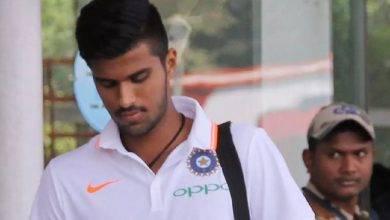 cricket news, INDIAN CRICKET TEAM, washigton sundar