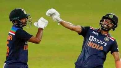 Bhuvneshwar Kumar, Deepak Chahar, Ind vs SL, indian cricket, Indian cricketer