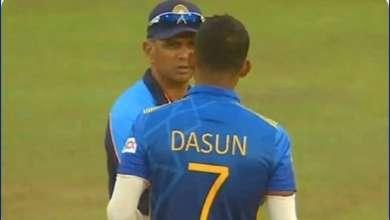 Dasun shanaka, Ind vs SL, Indian cricketer, indian player, rahul dravid, srilanka cricket