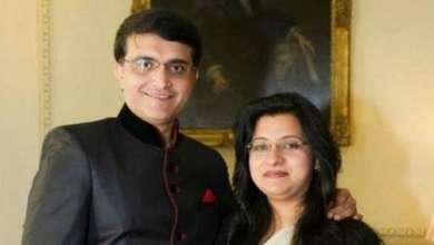 dona ganguly, Sourav Ganguly