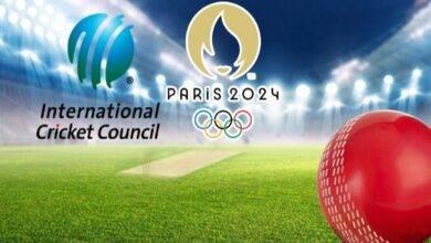 ICC, Paris Olympic 2024, T20 Cricket