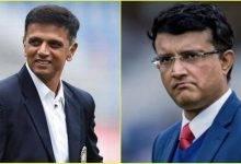 BCCI, INDIAN CRICKET TEAM, rahul dravid, Sourav Ganguly